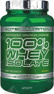 Фото Scitec Nutrition 100% Whey Isolate 700 g