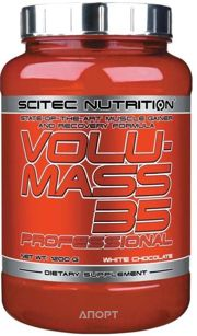 Фото Scitec Nutrition Volumass 35 1200 g