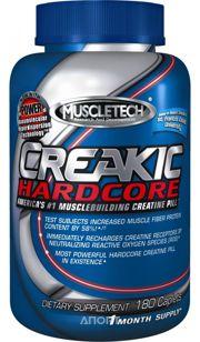 Фото MuscleTech Creakic Hardcore 180 caps