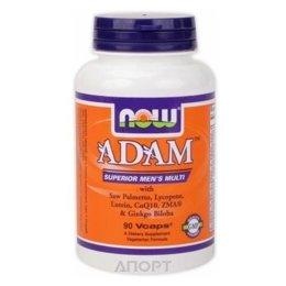 Now Adam Superior Mens Multiple Vitamin 90 caps