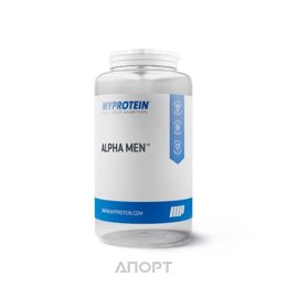 MyProtein Alpha Men 240 caps