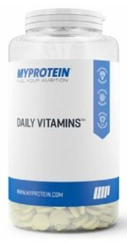 Фото MyProtein Daily Vitamins 60 tabs