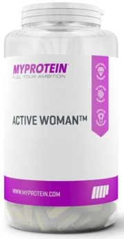 Фото MyProtein Active Woman 120 tabs