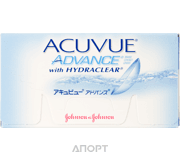 Фото Johnson&Johnson Acuvue Advance with Hydraclear