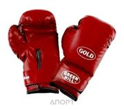 Фото Green Hill Перчатки боксерские Gold BGG-2030 (12 oz)