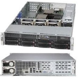 SuperMicro CSE-825TQ-R500WB
