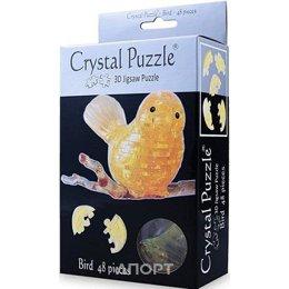Crystal Puzzle Птичка (90125)