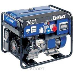 Geko 7401 E-AA/HEBA