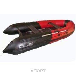 Наши лодки ПАТРИОТ 340 ТУРИСТ