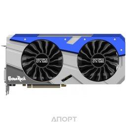 Palit GeForce GTX 1080 GameRock Premium Edition + G-Panel 8Gb (NEB1080H15P2-1040G)