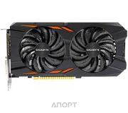 Фото Gigabyte GeForce GTX 1050 Windforce OC 2Gb (GV-N1050WF2OC-2GD)