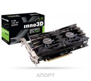Фото Inno3D GeForce GTX 1060 Twin X2 6Gb (N106F-5SDN-N5GS)