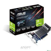 Фото ASUS GeForce GT 710 1GB GDDR5 (GT710-SL-1GD5-BRK)