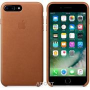 Фото Apple iPhone 7 Plus Leather Case - Saddle Brown (MMYF2)