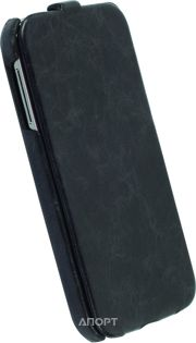 Фото Krusell Tumba SlimCover for Samsung Galaxy S4 I9500 Black (75574)