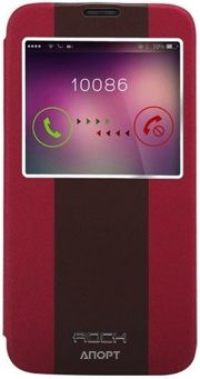Фото Rock Shuttle series for Samsung Galaxy S5 red (S5-63499)