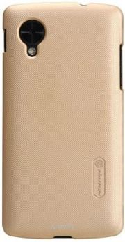 Фото Nillkin Super Frosted Shield for LG Nexus 5 (Gold)