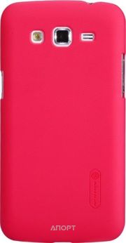 Фото Nillkin Super Frosted Shield for Samsung Galaxy Grand 2 G7102 (Red)