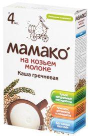 Фото МАМАКО Каша Гречневая на козьем молоке с 4 мес. 200 г