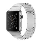 Фото Apple Watch Series 2 38mm Stainless Steel Case with Stainless Steel Link Bracelet Band (MNP52)