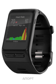 Фото Garmin vivoactive Black HR (010-01605-03)