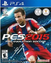 Фото Pro Evolution Soccer 2015 (PS4)