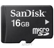 Фото SanDisk microSDHC 16Gb