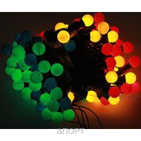 Фото SH LIGHTINGS Жемчужные шарики, 140 лампочек, разноцветные (IRP140/4M)