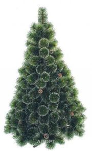 Фото Морозко Новогодняя ель 150 см