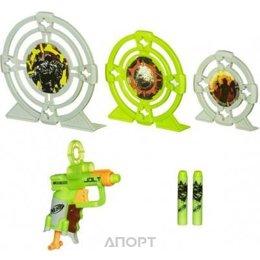 Hasbro Бластер, дротики, мишени серия Зомби Страйк (A6636)