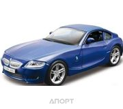 Фото Bburago BMW Z4 M Coupe (18-43007)